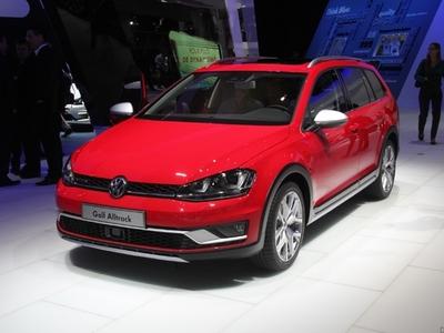 Volkswagen Golf 7 Sw Alltrack