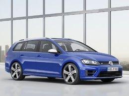 Volkswagen Golf 7 Sw R