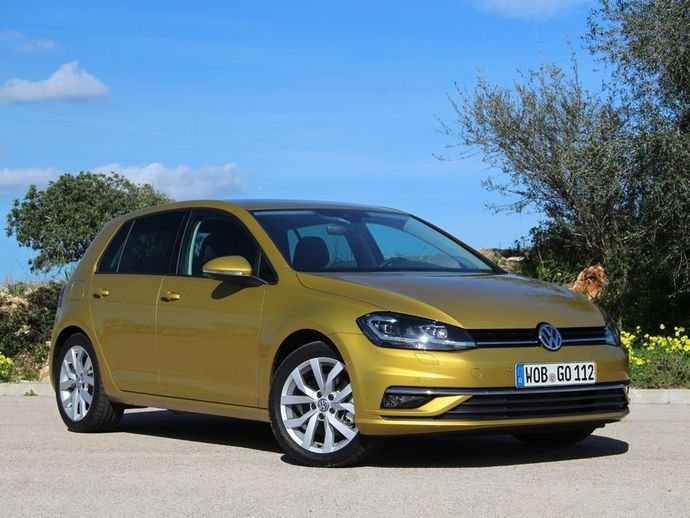 Photo volkswagen golf 2016