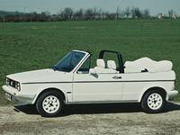 Photo Golf Cabriolet