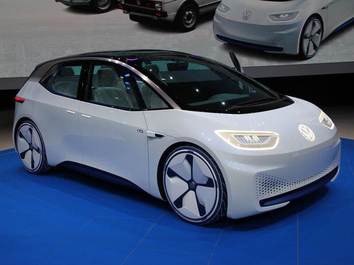 VolkswagenI.d. Concept