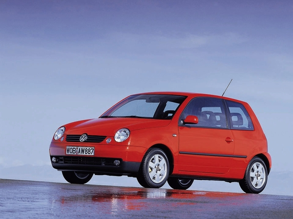 Photo VOLKSWAGEN LUPO
