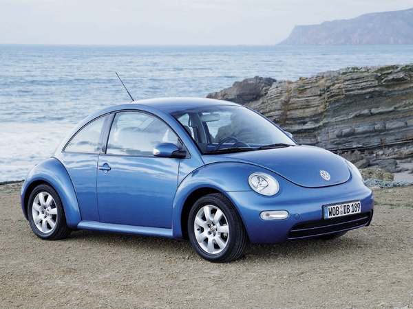 Photo VOLKSWAGEN NEW BEETLE