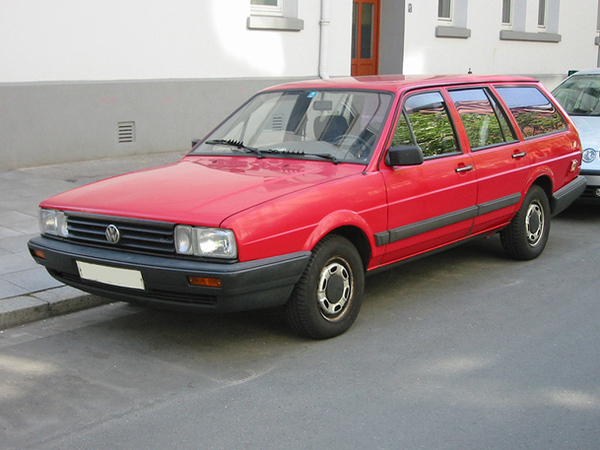 Volkswagen Passat 2 Break