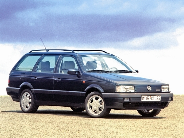 Photo volkswagen passat 1985