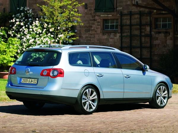 Volkswagen Passat 6 Sw