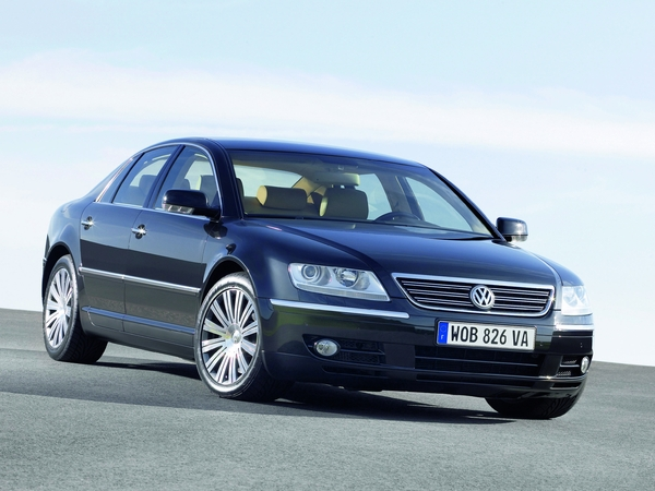 Photo volkswagen phaeton 2004