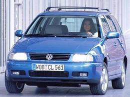 Volkswagen Polo 3 Variant