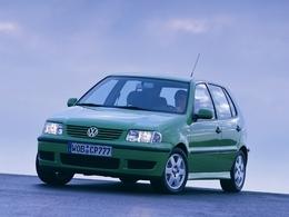 Volkswagen Polo 3 Entreprise