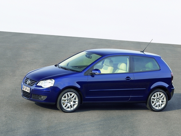 Photo volkswagen polo 2002