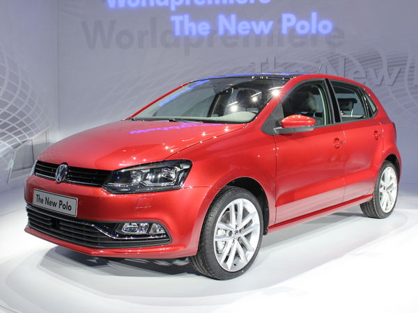 Photo volkswagen polo 2012