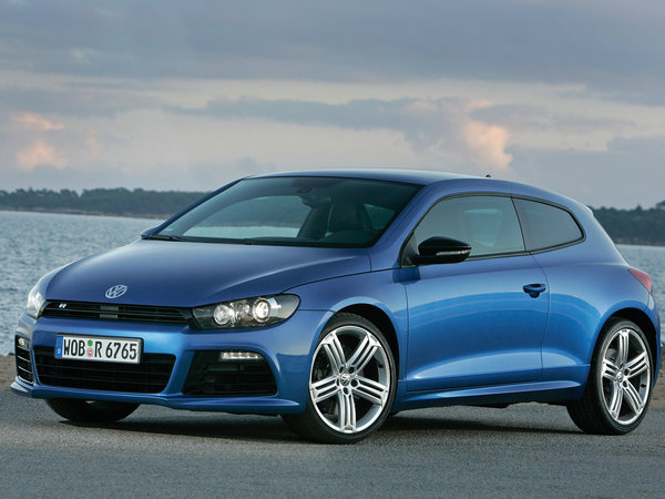 Photo volkswagen scirocco 2010