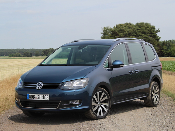 Photo volkswagen sharan 2014