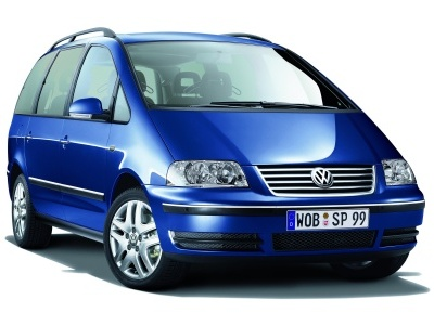 Photo volkswagen sharan 1999