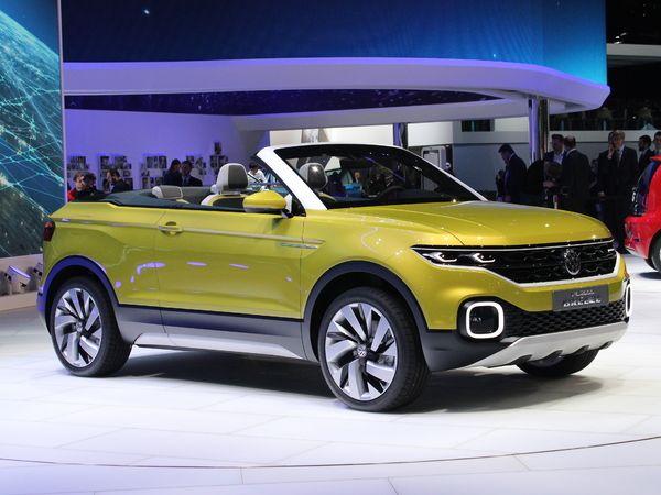 VolkswagenT-cross Breeze Concept