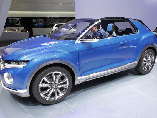 VolkswagenT-roc Concept