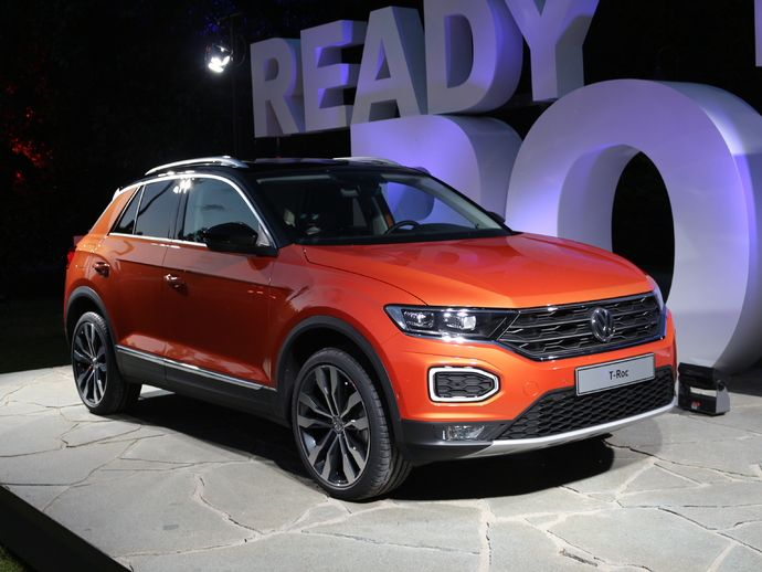 Photo volkswagen t-roc