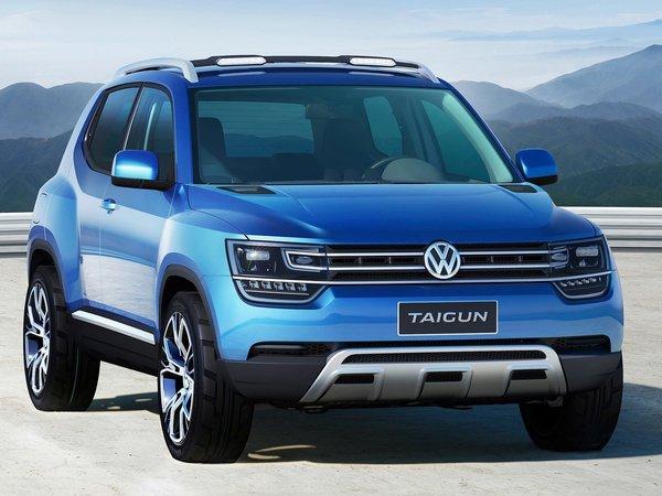 VolkswagenTaigun Concept