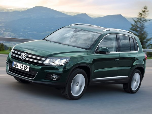 Photo volkswagen tiguan 2010