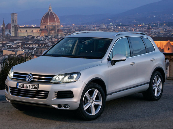 volkswagen touareg 2 essais fiabilit avis photos prix. Black Bedroom Furniture Sets. Home Design Ideas