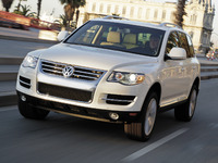 photo de Volkswagen Touareg