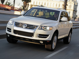 Photo volkswagen touareg 2005