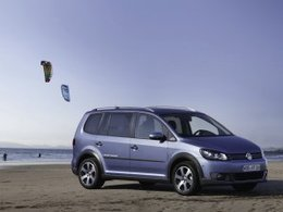Volkswagen Touran 2 Cross