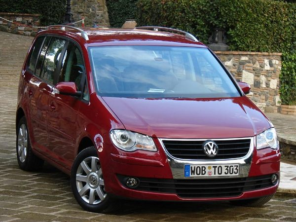 Photo volkswagen touran 2008