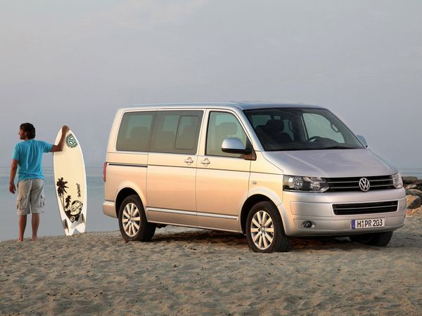 Volkswagen Transporter 6 Minibus