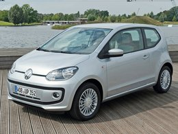 photo de Volkswagen Up!