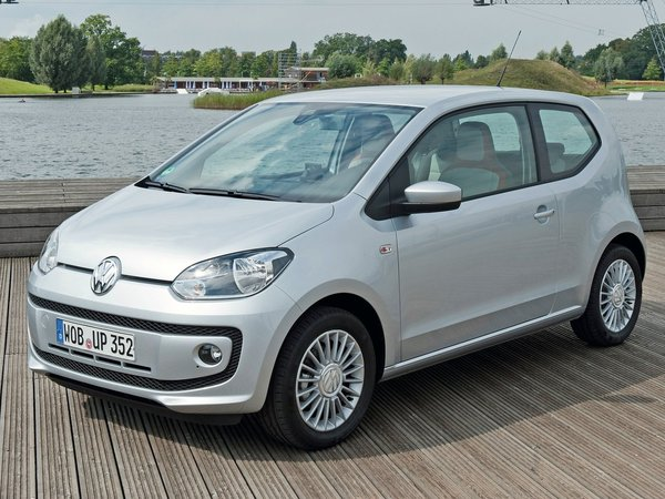 Photo volkswagen up! 2015