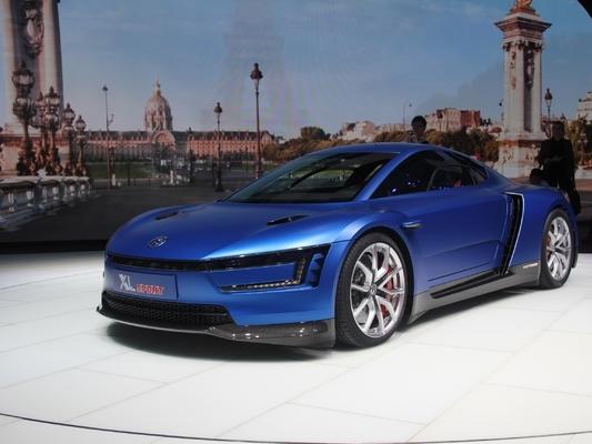 VolkswagenXl Sport Concept