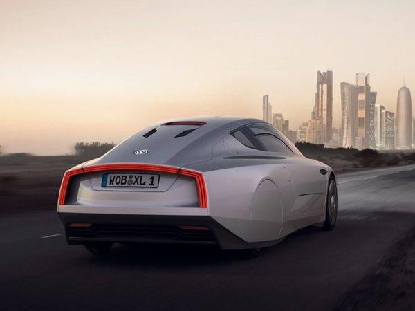 VolkswagenXl1 Concept