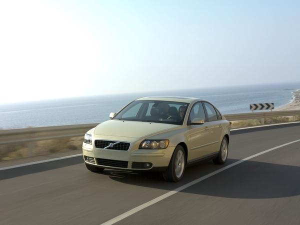 Volvo S40 (2e Generation)