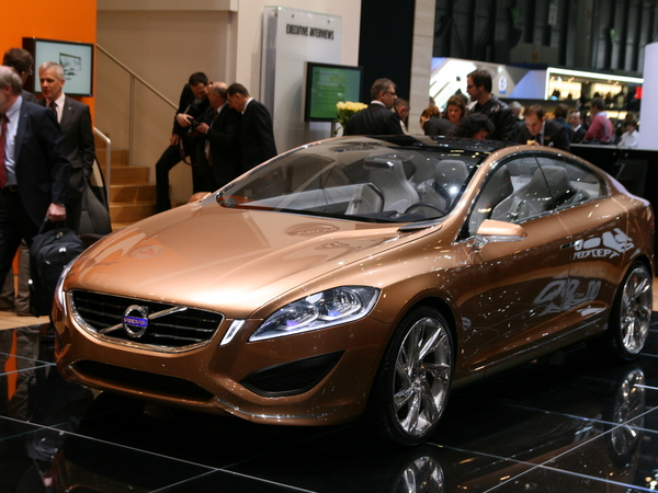 VolvoS60 Concept