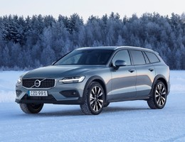 Volvo V60 (2e Generation) Cross Country