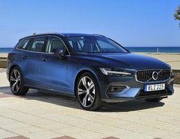 Volvo V60 (2e Generation)