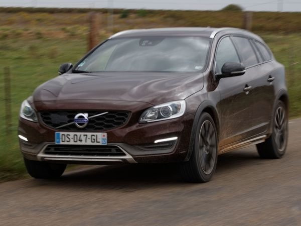 Photo VOLVO V60 CROSS COUNTRY