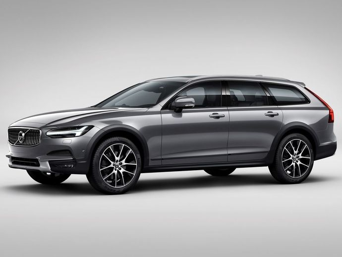 Photo volvo v90 cross country 2018