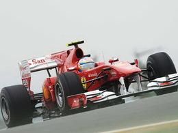 F1: GP de Corée: Alonso chante sous la pluie, les Red Bull prennent l'eau !