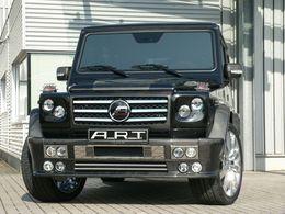 A.R.T. AS55K YAAS Edition : Un Mercedes G pour la famille royale d'Abu Dhabi