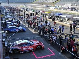 Super GT/Motegi - Victoire de Wakisaka/Lotterer sur Lexus