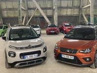 Duel Citroën C3 Aircross vs Seat Arona : deux gros clients - Salon de l'auto Caradisiac 2020
