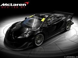 La McLaren MP4-12 C va courir