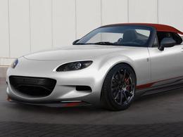 Mazda MX-5 Spyder: la bonne idée
