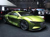 DS e-Tense concept : GT électrique - Vidéo en direct du salon de Genève 2016