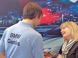 """BMW s'inspire d'Apple et démocratise le """"genius"""" dans ses concessions"""