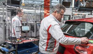 La production Audi bientôt relancée en Europe