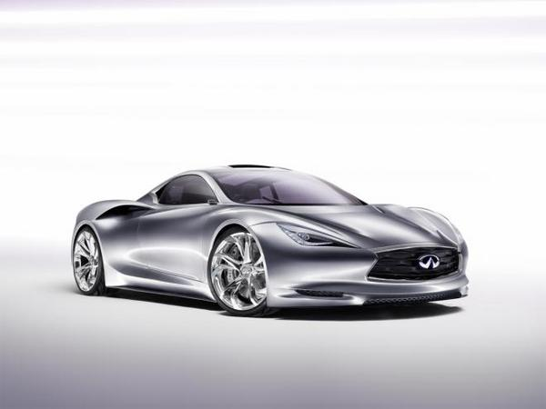 Rapid'news - Bentley, Infiniti et Lamborghini au menu...