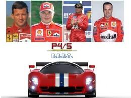 La Ferrari P4/5 Competizione a son équipage